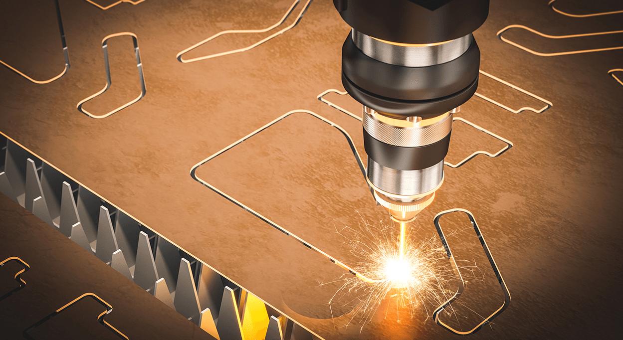 CNC Laser Photography Engineering